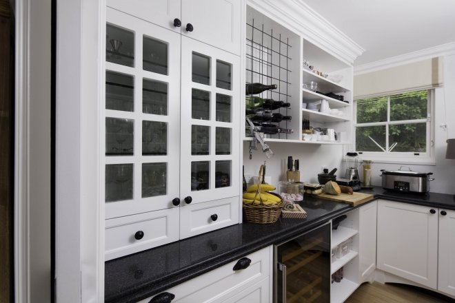 Pantry joinery